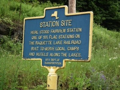 Station Site Marker image. Click for full size.