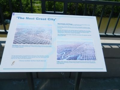 'The Next Great City' Marker image. Click for full size.