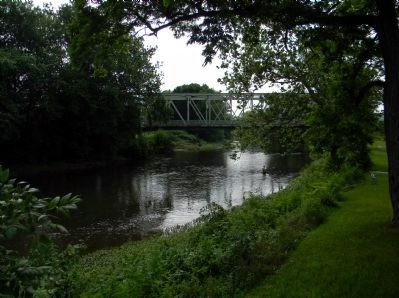 View of Penns Creek today image. Click for full size.
