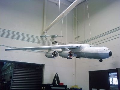 C-141 Radio-controlled model image. Click for full size.