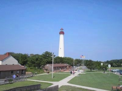 Cape May Point State Park image. Click for full size.