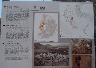 The Great Theatre Marker image. Click for full size.