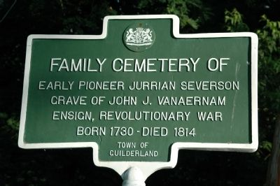 Family Cemetery Marker image. Click for full size.
