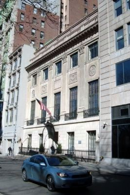 New York County Lawyers Association Building image. Click for full size.