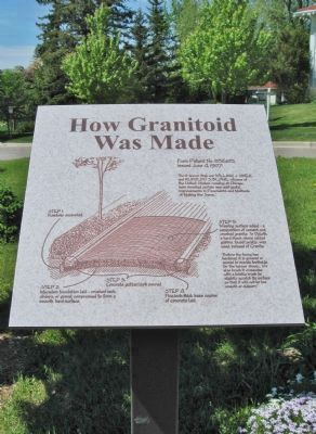How Granitoid Was Made image. Click for full size.