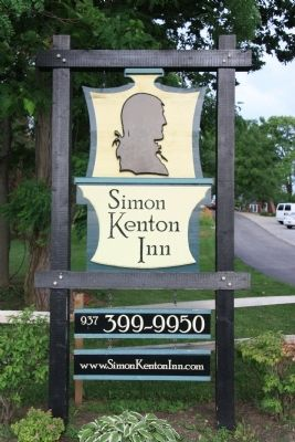 Simon Kenton Inn image. Click for full size.
