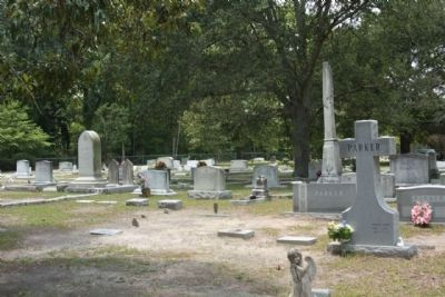 Harmony Presbyterian Church Cemetery image. Click for full size.