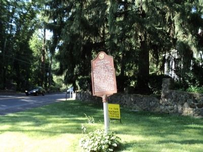 Marker in West Nyack image. Click for full size.