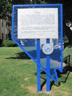 Reno Marker image. Click for full size.