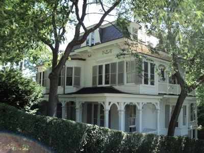 Carson McCullers House image. Click for full size.