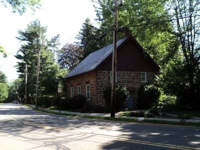 Old Stone Church in Upper Nyack image. Click for full size.
