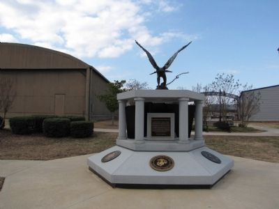 POW/MIA Memorial Marker image. Click for full size.