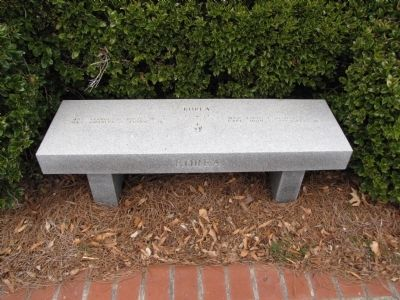 Medal of Honor bench image. Click for full size.