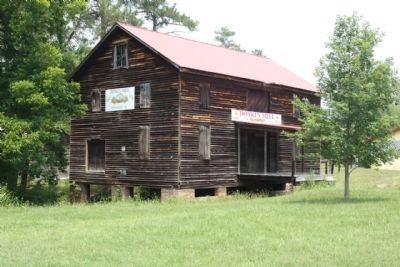 Boykin's Mill seen today image. Click for full size.