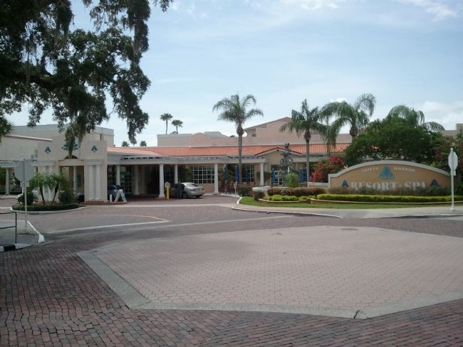 Safety Harbor Resort and Spa image. Click for full size.