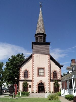 The Dutch Reformed Church of Fishkill image. Click for full size.
