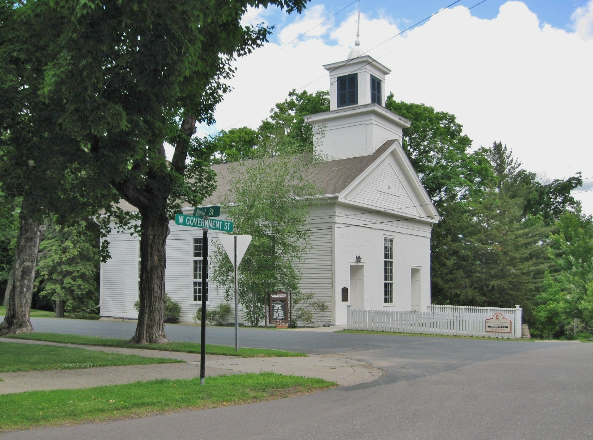 Taylors Falls United Methodist Church
