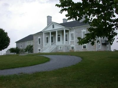 Belle Grove Plantation House image. Click for full size.