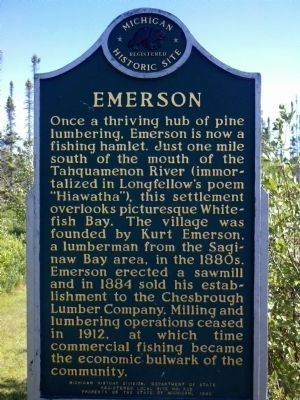 Emerson Marker image. Click for full size.