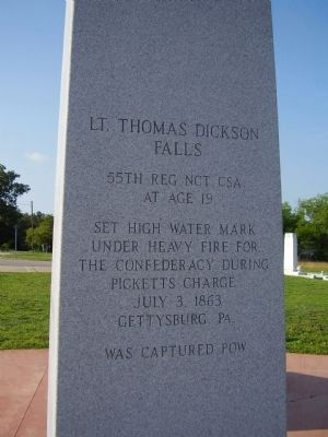 LT. Thomas Dickson Falls image. Click for full size.