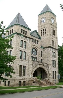 Atchison County Courthouse image. Click for full size.