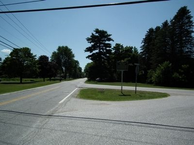 Wideview of Missisquoi Village and Mission Marker image. Click for full size.
