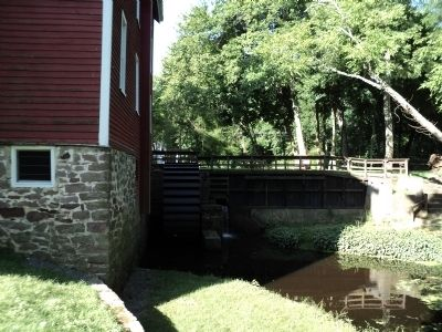 Kirby's Grist Mill image. Click for full size.