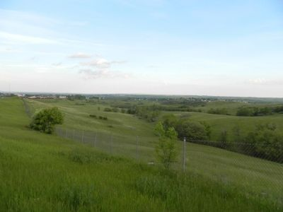 View from Mandan Scenic Overlook image. Click for full size.