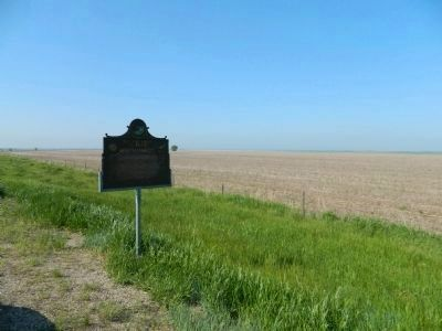 You are about to enter South Dakota / You are now leaving South Dakota Marker image. Click for full size.