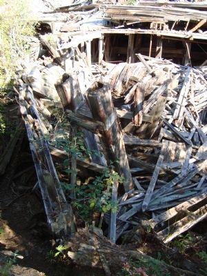 The Paddlewheel Graveyard #6. image. Click for full size.