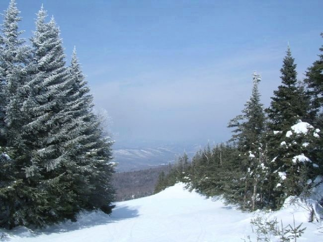 The Adirondacks - Alpine Skiing at Gore Mountain in Warren County image. Click for full size.