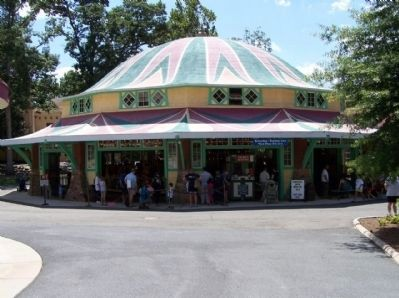 Carousel in 2011 image. Click for full size.
