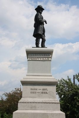 James B. Steedman Monument image. Click for full size.