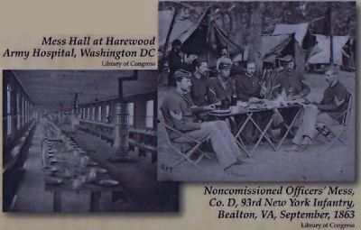 Hagerstonians In The Civil War Marker, pictures at right side image. Click for full size.