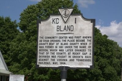 Bland Marker image. Click for full size.