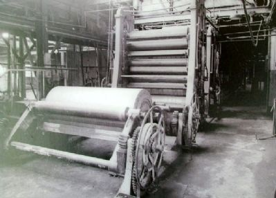 Photo on The Development of Valley Industry Marker image. Click for full size.