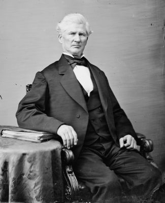 Senator Robert Enoch Withers of Va. image. Click for full size.