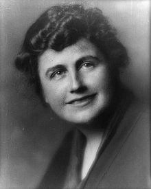 Edith Bolling Wilson (1872–1961) image. Click for full size.