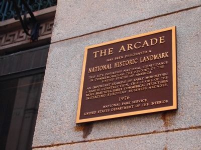 The Arcade Marker image. Click for full size.