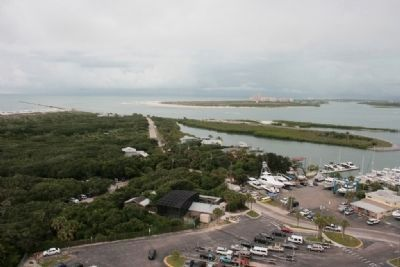 Ponce Inlet image. Click for full size.