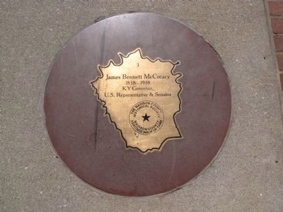 Madison County Heritage Walk of Fame image. Click for full size.