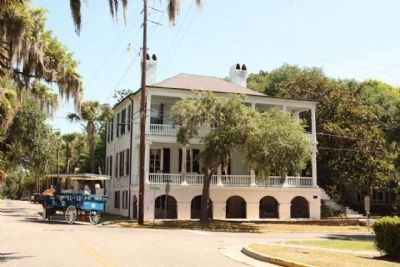 "Maxcy - Rhett House / ""Secession House"" ,as mentioned Part of National Register of Historic Places: image. Click for full size."
