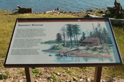 Summer Retreat Marker image. Click for full size.