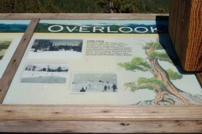 Peddler Hill Overlook Marker, Panel 3. image. Click for full size.