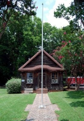 Troop 1 Boy Scout Hut image. Click for full size.