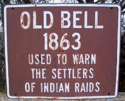Old Bell Marker image. Click for full size.