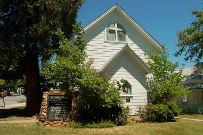 Colfax Methodist Church image. Click for full size.
