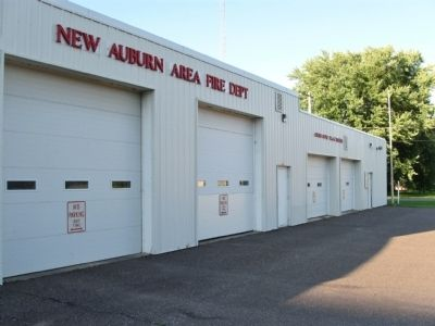 New Auburn Area Fire Department image. Click for full size.