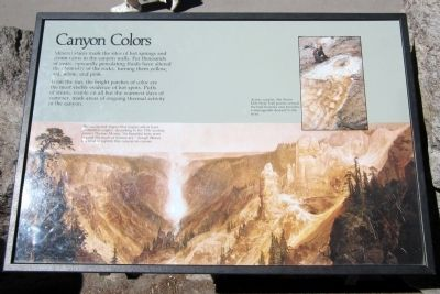 Canyon Colors Marker image. Click for full size.