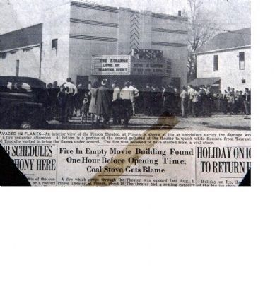 Pinson Movie Theater image. Click for full size.